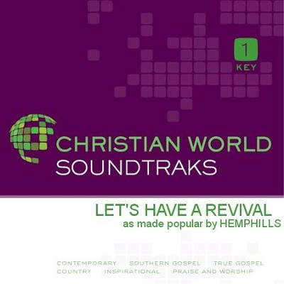 Let'S Have A Revival  [Music Download] -     By: The Hemphills