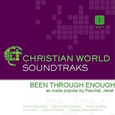 Been Through Enough   [Music Download] -     By: Janet Paschal