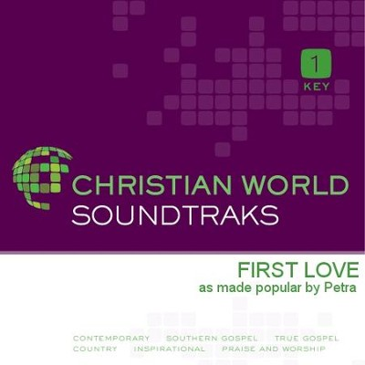 First Love  [Music Download] -     By: Petra