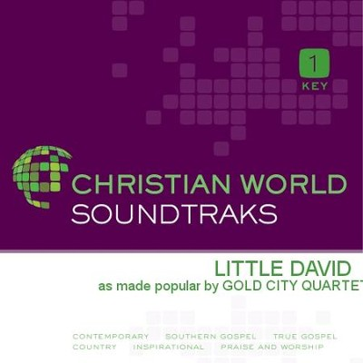 Little David   [Music Download] -     By: Gold City Quartet