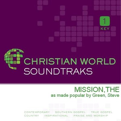 The Mission   [Music Download] -     By: Steve Green