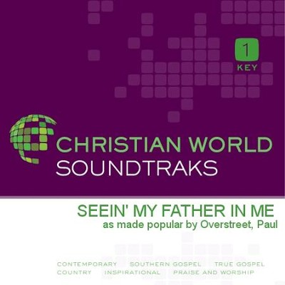 Seein' My Father In Me  [Music Download] -     By: Paul Overstreet