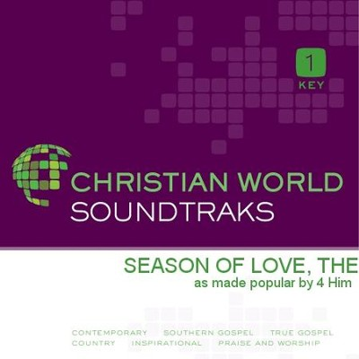 The Season of Love   [Music Download] -     By: 4Him