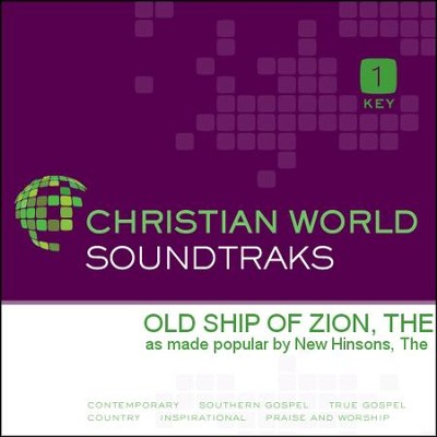 Old Ship Of Zion, The  [Music Download] -     By: The New Hinsons