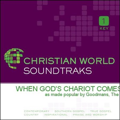 When God's Chariot Comes   [Music Download] -     By: The Goodmans