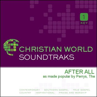 After All  [Music Download] -     By: The Perrys