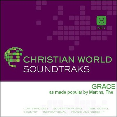 Grace   [Music Download] -     By: The Martins