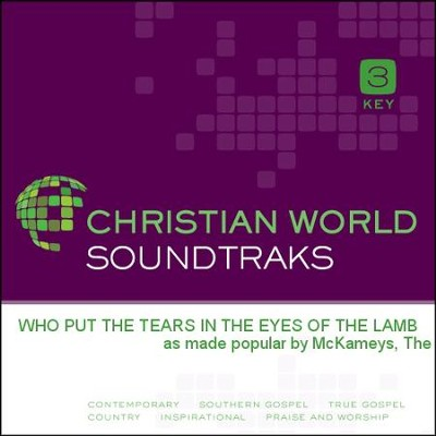 Who Put The Tears In The Eyes Of The Lamb  [Music Download] -     By: The McKameys
