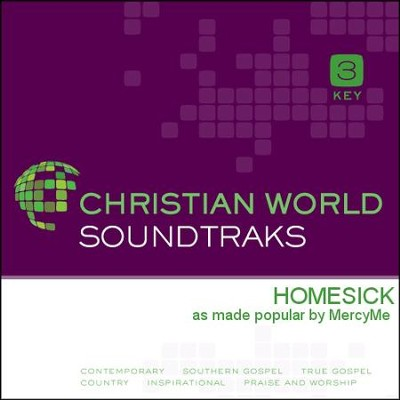 Homesick  [Music Download] -     By: MercyMe