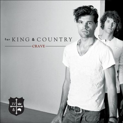 Crave  [Music Download] -     By: for KING & COUNTRY