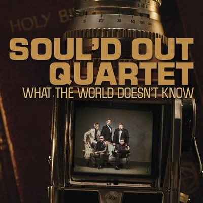 He Is There  [Music Download] -     By: Soul'd Out Quartet