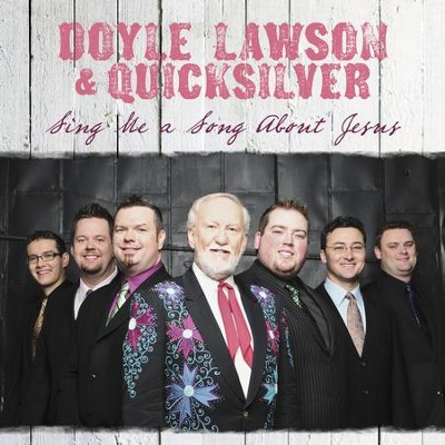 It Took A Man Like That  [Music Download] -     By: Doyle Lawson & Quicksilver