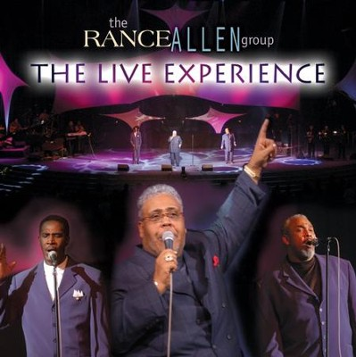 The Live Experience  [Music Download] -     By: The Rance Allen Group