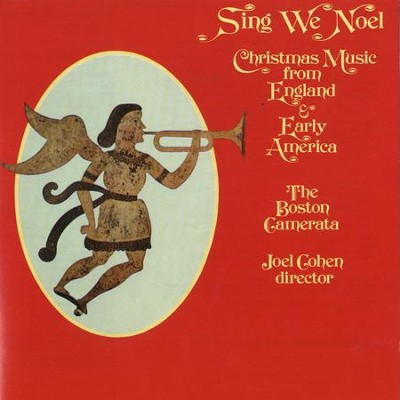 Sing We to this Merry Christmas  [Music Download] -     By: The Boston Camerata