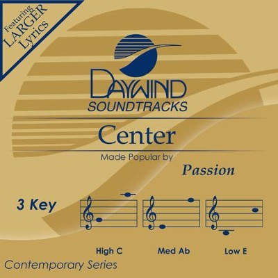 Center  [Music Download] -     By: Passion