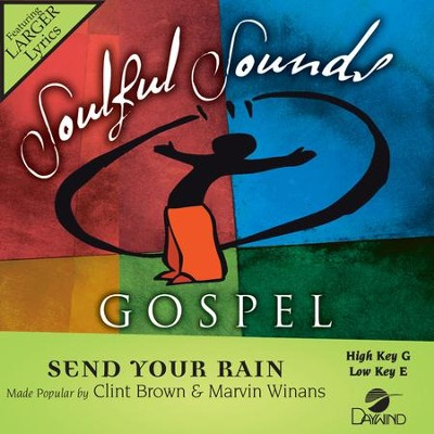 Send Your Rain  [Music Download] -     By: Clint Brown, Marvin Winans