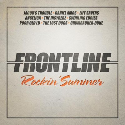 Door Into Summer  [Music Download] -     By: Jacob's Trouble