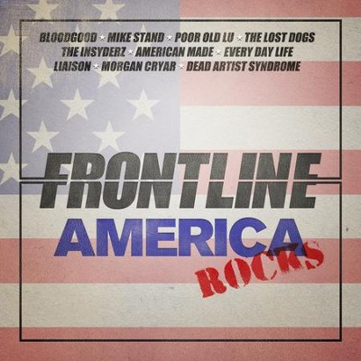 Frontline America Rocks  [Music Download] -     By: Various Artists