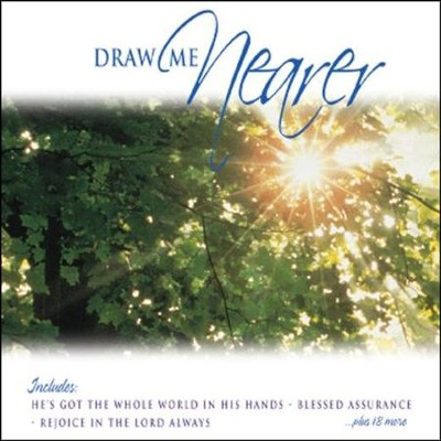 Draw Me Nearer  [Music Download] -     By: Twin Sisters Productions