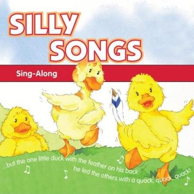 Silly Songs Sing-along  [Music Download] -     By: Twin Sisters Productions