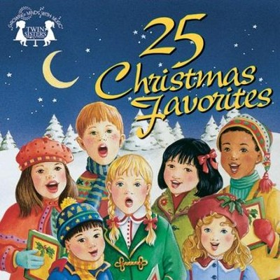 25 Christmas Favorites  [Music Download] -     By: Twin Sisters Productions