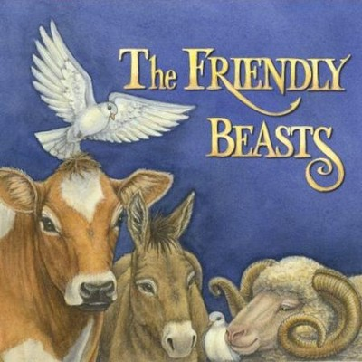 The Friendly Beasts  [Music Download] -     By: Twin Sisters Productions