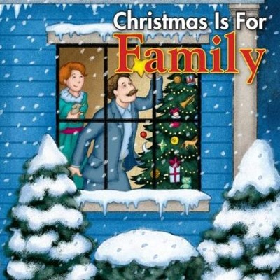 Christmas is for Family  [Music Download] -     By: Twin Sisters Productions