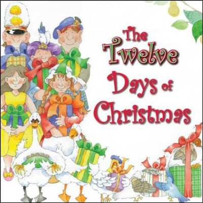 The Twelve Days of Christmas  [Music Download] -     By: Twin Sisters Productions