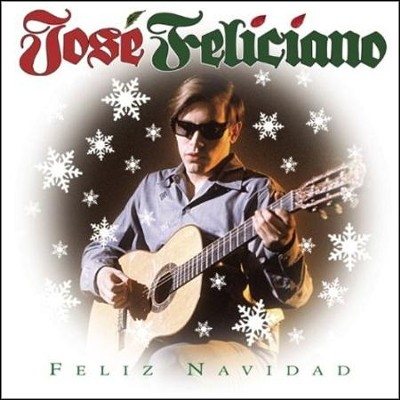 Feliz Navidad  [Music Download] -     By: Jose Feliciano