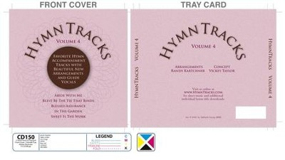 HymnTracks Volume 3   [Music Download] -     By: Randy Kartchner