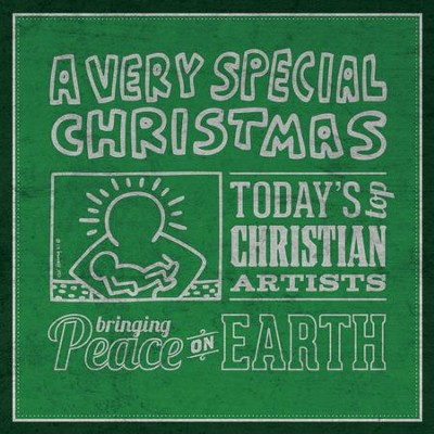 A Very Special Christmas: Bringing Peace On Earth  [Music Download] -     By: Various Artists