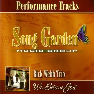 His Hand In Mine (Performance Track)  [Music Download] -     By: Rick Webb Trio