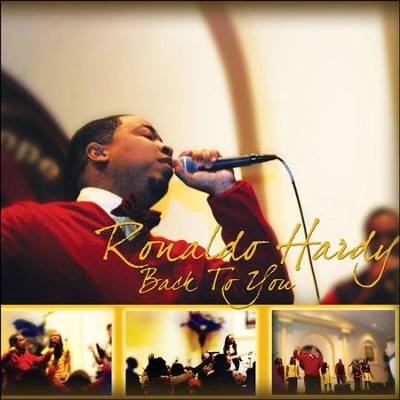 Back To You  [Music Download] -     By: Ronaldo Hardy