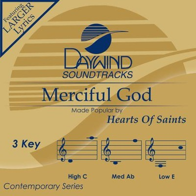 Merciful God  [Music Download] -     By: Hearts Of Saints