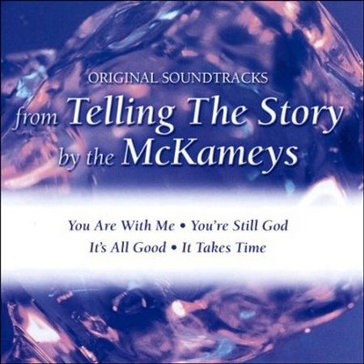 You're Still God - Demonstration (Performance Track)  [Music Download] -     By: The McKameys