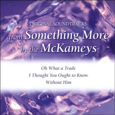 I Just Thought You Ought To Know- Soundtrack Only (Performance Track)  [Music Download] -     By: The McKameys