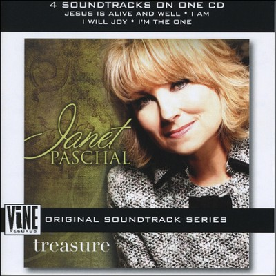 I'm The One (Performance Track)  [Music Download] -     By: Janet Paschal