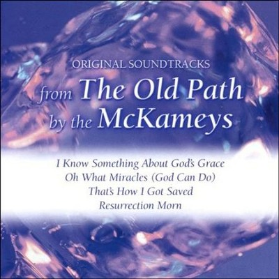 That's How I Got Saved - with Background Vocals (Performance Track)  [Music Download] -     By: The McKameys