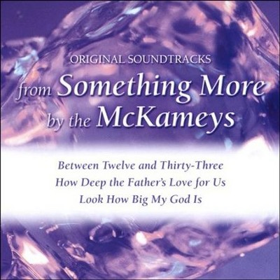 Something More - Peg (Made Popular by The McKameys) [Performance Track]  [Music Download] -     By: The McKameys
