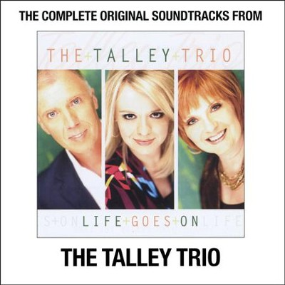 Realms Of Glory Bright (Performance Track)  [Music Download] -     By: The Talley Trio