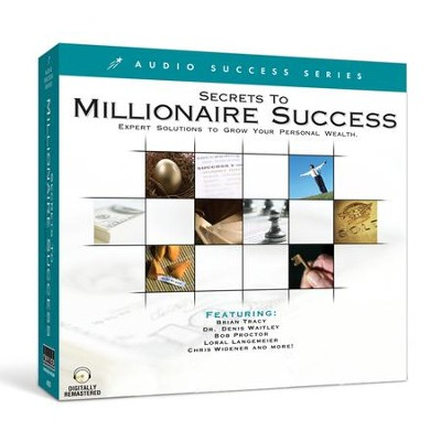 Secrets to Millionaire Success: Expert Solutions to Grow Your Personal Wealth  [Download] -     By: Chris Widener
