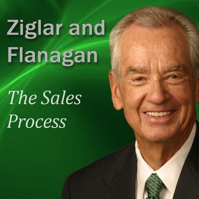 The Sales Process  [Music Download] -     By: Bryan Flanagan