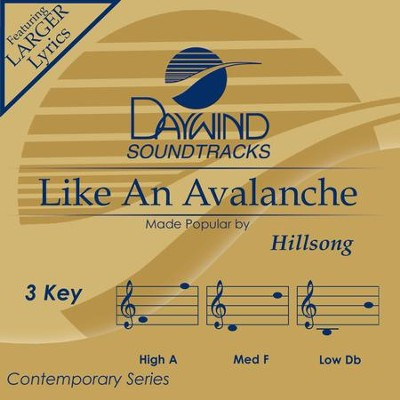 Like An Avalanche  [Music Download] -     By: Hillsong