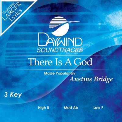 There Is A God  [Music Download] -     By: Austin's Bridge