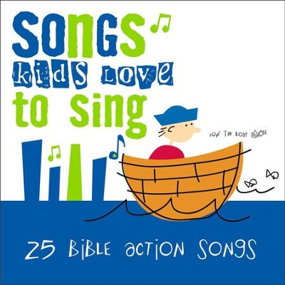 O-B-E-D-I-E-N-C-E Obedience (25 Bible Action Songs Album Version)  [Music Download] -     By: Various Artists