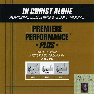 In Christ Alone (My Hope Is Found)  [Music Download] -     By: Adrienne Liesching