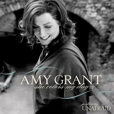 She Colors My Day - EP  [Music Download] -     By: Amy Grant