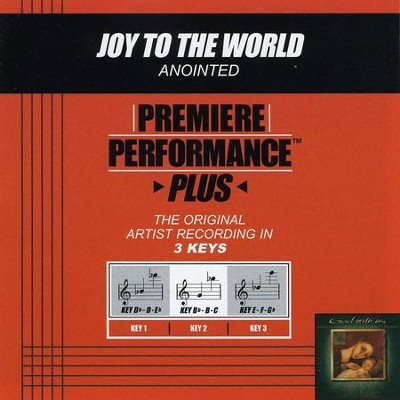 Joy To The World (Key-Db-D-Eb-Premiere Performance Plus)  [Music Download] -     By: Anointed
