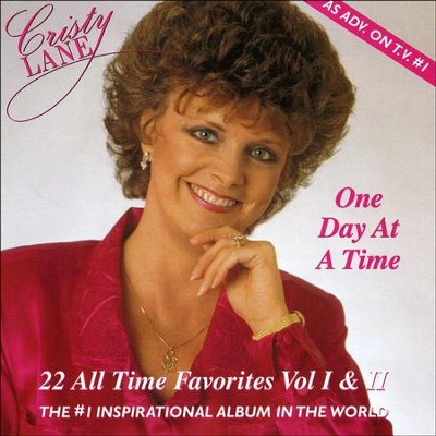 One Day At A Time (One Day At A Time 1&2 Album Version)  [Music Download] -     By: Cristy Lane