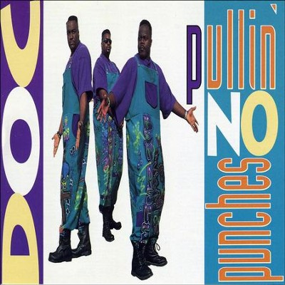 Pullin' No Punches  [Music Download] -     By: Disciples of Christ